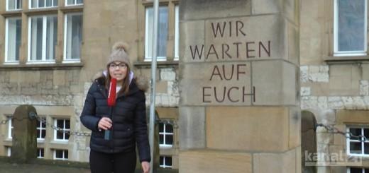 Frage der Woche Angela Merkels Flüchtlingspolitik