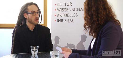 Rotes Sofa - Christoph Wandel