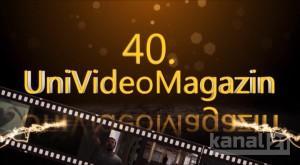 40. UniVideoMagazin - Teil 2
