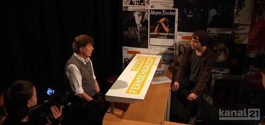 Backstage - Werner Vogt