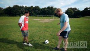 NerdStar - Roadbattle - Fußball-Challenge