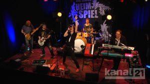 Fernsehkonzert - Die Band Heimspiel