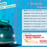 Flyer zur Videoaktionswoche 2020